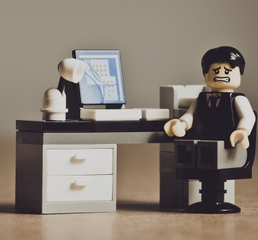 Sitting is the new smoking – symptoms of stress in a work environment