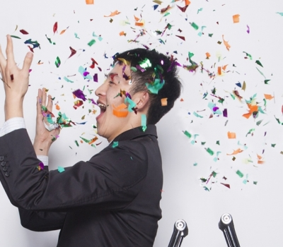 Confetti job application – Don't do it!